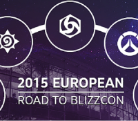 Road to Blizzcon European Championship Finals / Münster