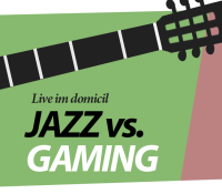 Jazz vs. Gaming – 19.01.2016 domicil; Dortmund