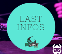 #DGSummer // Last Infos
