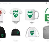 Merchandise Shop Release!