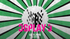 DG Play III – Das Festival für Gamer