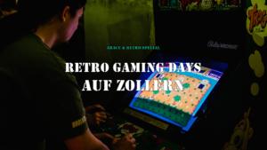 Retro Gaming Days auf Zeche Zollern